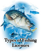 Types of Recreational Licenses