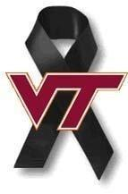 VA Tech Ribbon