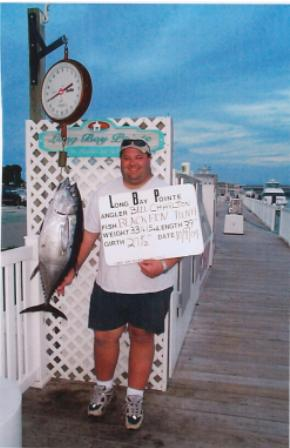 Virginia saltwater fishing tournament state record for Fish bones virginia beach